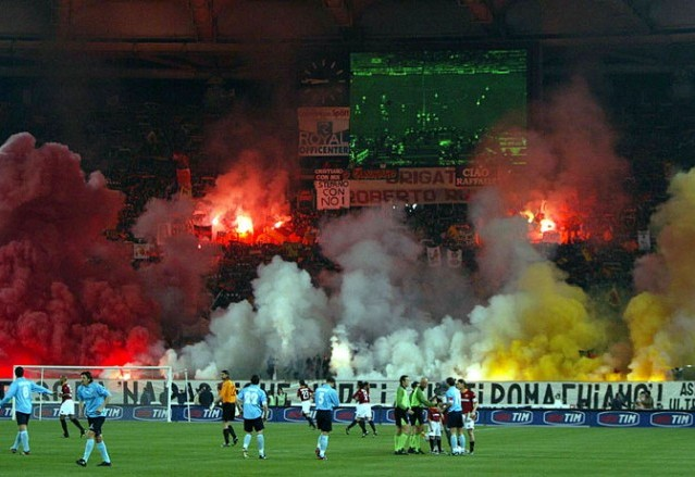 Stadio Olimpico Derby AS Roma / S.S Lazio